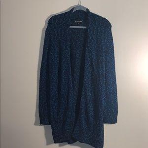 Love & Legend knit longer cardigan size 0X (XL)